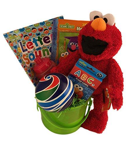 elmo basket - 1