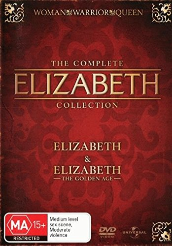 Elizabeth + Elizabeth - The Golden Age [NON-USA Format / PAL / Region 4 Import - Australia]