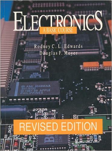 Electronics: Textbook: A Basic Course: Edwards, Ockert Meyer