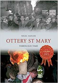Book Ottery St Mary Through Time