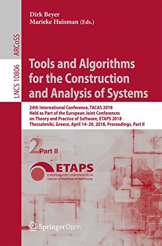 Tools and Algorithms for the Construction and Analysis of Systems: 24th International Conference, TACAS 2018, Held as Part of the European Joint Conferences ... Notes in Computer Science Book 10806) (Checkers Handheld)