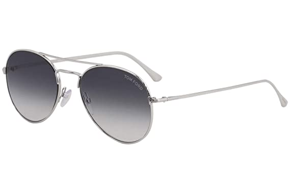 4422b689315f Image Unavailable. Image not available for. Color  Sunglasses Tom Ford ACE-  02 TF 551 FT 18B shiny rhodium ...