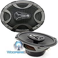 ECX-690.5 - Hertz 6 x 9 300W 3-Way Energy Series Coaxial Speakers