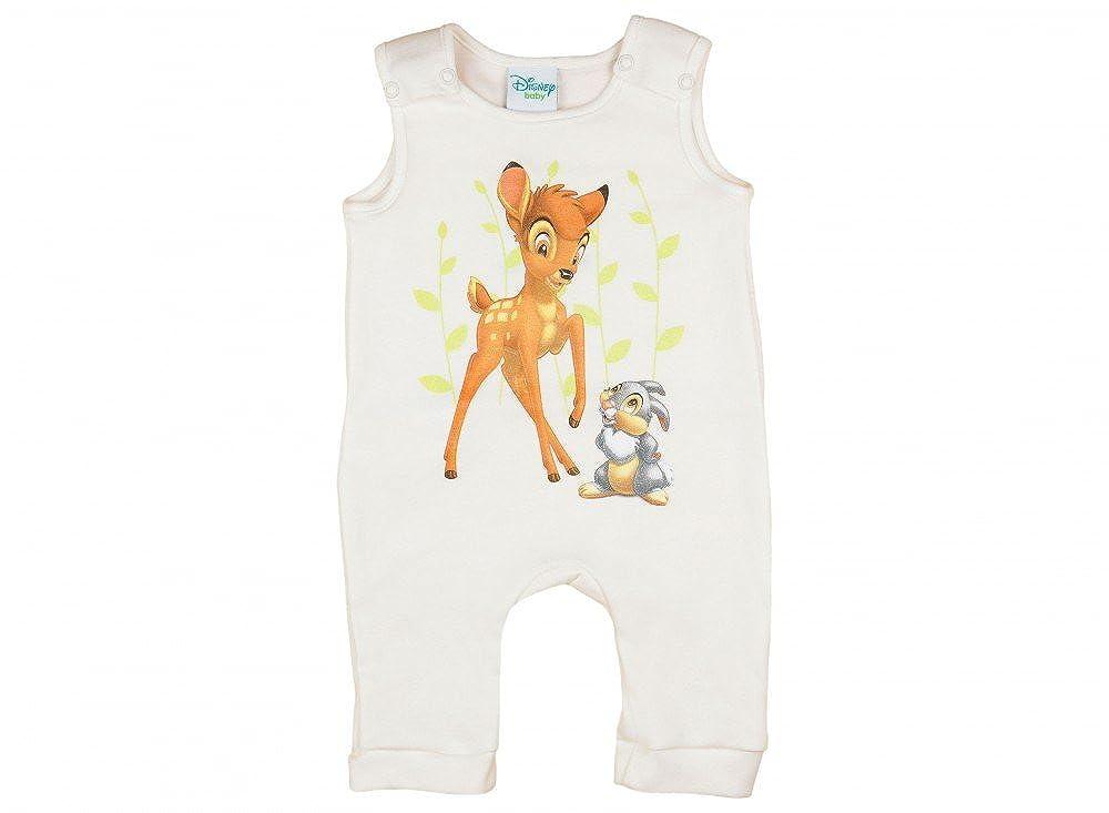 68 74 Bambi M/ädchen Baby-Strampler 56 SUPER S/ÜSS 62 mit Klopfer in GR/ÖSSE 50 Baby-Schlafanzug /ÄRMEL-LOS mit Druck-Kn/öpfen Disney Spiel-Anzug f/ür Neugeborene WANZI