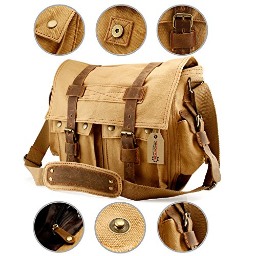 GEARONIC TM Military Shoulder Messenger