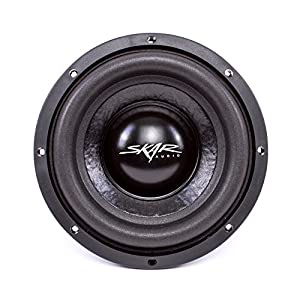 Skar Audio IX-8 D2 Dual 2Ω 300W Max Power Car Subwoofer