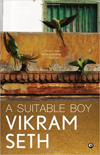 Image result for A Suitable Boy by Vikram Seth