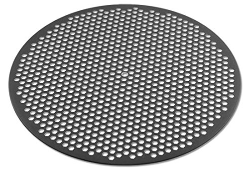 LloydPans 16 inch Hex Disk, Pre-Seasoned Case of 12