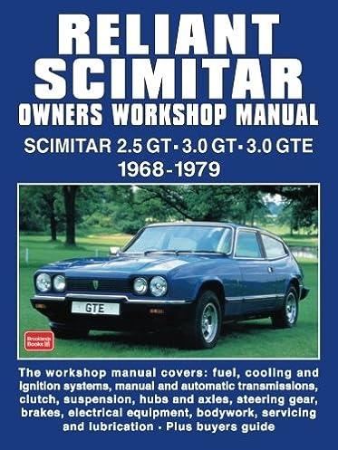 reliant workshop manual owners manual book u2022 rh userguidesearch today Reliant Robin Jeremy Clarkson Messerschmitt KR200