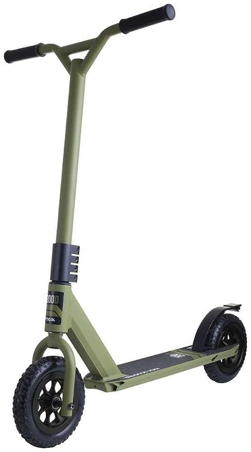 STIGA Patinete Dirt Scooter Verde: Amazon.es: Deportes y ...