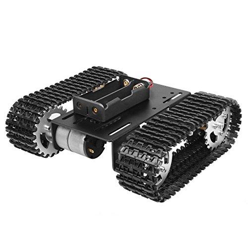 OTTFF Robot Tank Chassis Track Arduino Tank Chassis Raspberry DIY STEM
