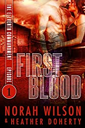 First Blood: Dystopian Romance Serial (The Eleventh Commandment Book 1) (English Edition)