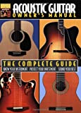 Acoustic Guitar Owner's Manual, , 1890490210