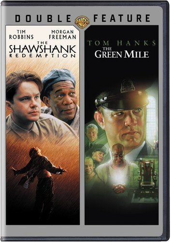 The Shawshank Redemption The Green Mile  2Pk