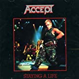 Accept: Staying a Life (Audio CD)