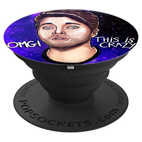 Shane Dawson: OMG! This is crazy! Popsocket - PopSockets Grip and Stand for Phones and Tablets