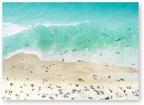 Beach Poster Wall Art Ocean Home Decor Prints