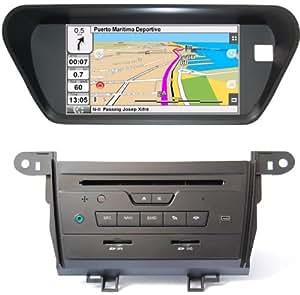 """2DIN 8"""" HONDA ACCORD (EUROPEO): NAVEGADOR GPS, MANOS LIBRES BLUETOOTH, CD, DVD, USB, SD, IPOD"""