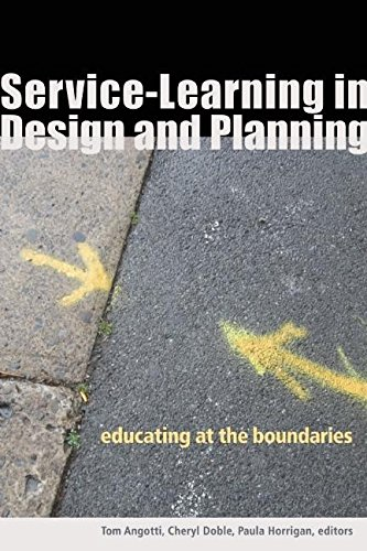 Read Online Service-Learning in Design and Planning: Educating at the Boundaries ebook