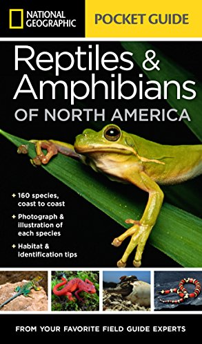 Easy Care Reptiles (National Geographic Pocket Guide to Reptiles and Amphibians of North America)