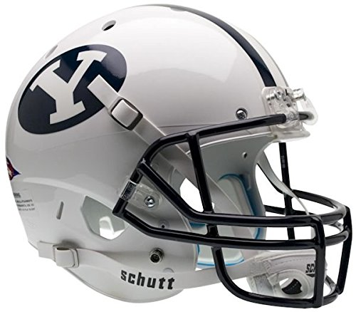 NCAA BYU Cougars Replica XP Helmet by Schutt