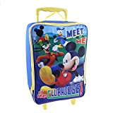 Disney Mickey Mouse Clubhouse Pilot Case, Blue, One Size