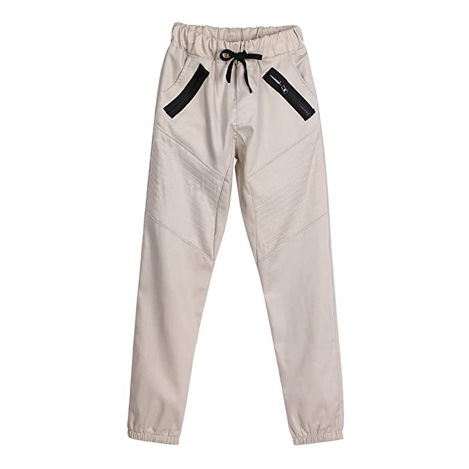 e96649c23ee5fe LandFox-Pantaloni Pantaloni Sportivi da Uomo Casuali Pantaloni della Tuta  da Uomo Pantaloni Casuali con