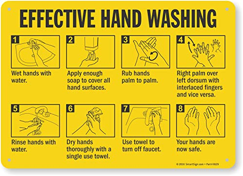 How to Best Wash Your Hands