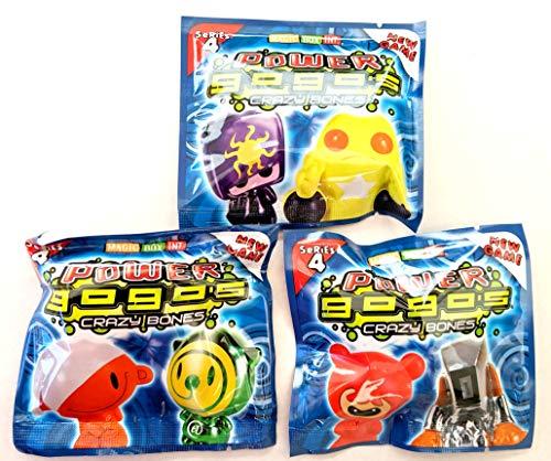 GoGos Go Gos Crazy Bones Series 4 - 3 Packs