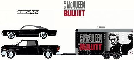 1968 /'68 DODGE CHARGER RT 2016 /'16 RAM 2500 STEVE MCQUEEN BULLITT HITCH AND TOW