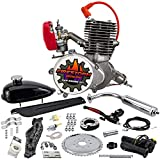 Zeda 100 Complete 80cc/100cc Bicycle Engine Kit - Firestorm Edition 44 Tooth