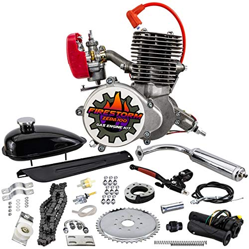 gas bike engine kit - 8