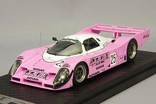 1/43 伊太利屋SPORTS R91VP Nissan #25 1991 JSPC(ピンク) IG0109