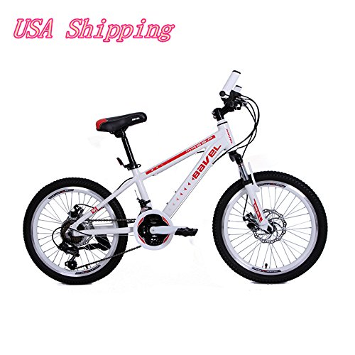 Bavel® Children Kids Bicycle 18 Speed Complete Mountain Bik