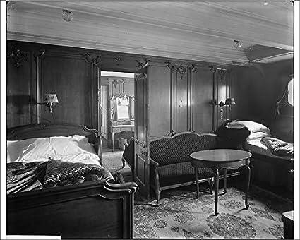 Amazon.com: Media Storehouse 10x8 Print of Bedroom Suite ...