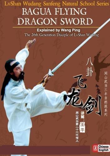 Lvshan Wudang --Bagua Flying Dragon Sword by Wang Ping