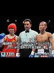 亀田興毅×ポンサクレック・ウォンジョンカム(2010) WBC世界フライ級王座統一戦