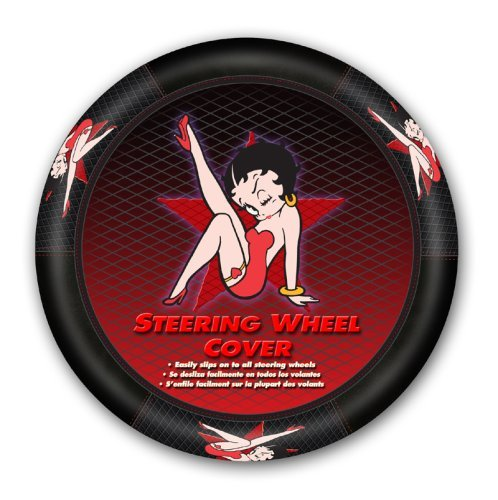 Star Steering Wheel (Betty Boop Star Steering Wheel Cover)