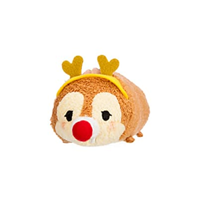 Disney Dale ''Tsum Tsum'' Plush - Holiday - Mini - 3 1/2'': Toys & Games