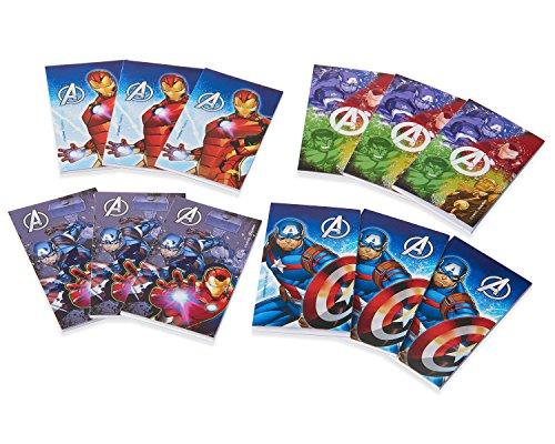 Marvel Epic AvengersTM Notepads, Party Favor ()