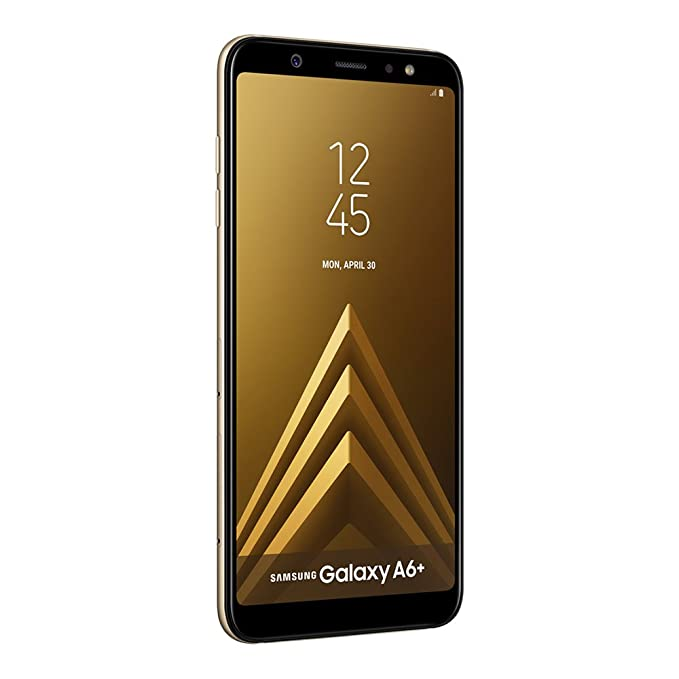 ae071ee86 Amazon.com  Samsung Galaxy A6 Plus (SM-A605G DS) 4GB 32GB 6.0-inches LTE Dual  SIM Factory Unlocked - International Stock No Warranty (Gold)  Cell Phones    ...
