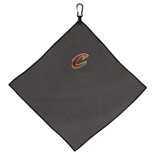 Team Effort NBA Cleveland Cavaliers 15'' x 15'' Grey Microfiber Towel15 x 15'' Grey Microfiber Towel, NA by Team Effort