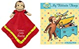 "Best Kids Preferred Baby Books Sets - Curious George Blanky Lovey Plush 12"" and Review"