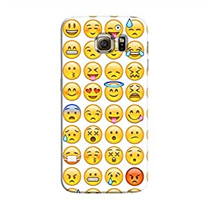 Cover It Up - Smileys Stickers Galaxy Note 5Hard Case