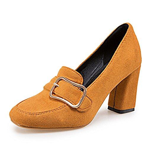 Fashion HeelHeels - Sandalias con cuña mujer caqui