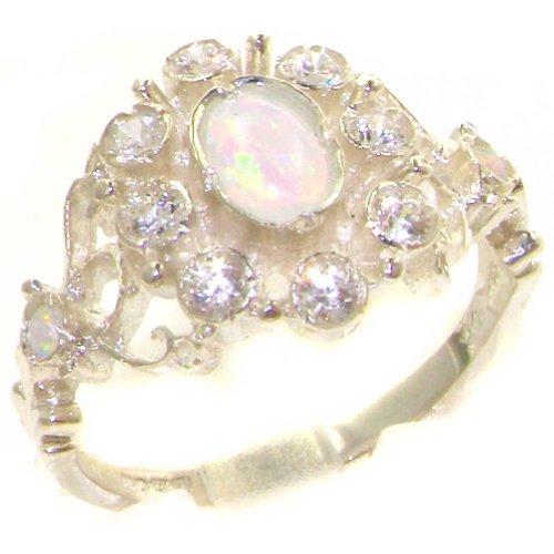 Diamond 14k Gold Estate Ring - 5