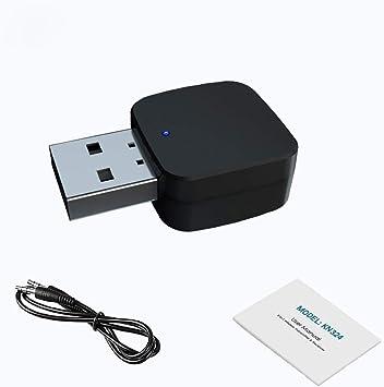 FangWWW - Transmisores con Receptor Bluetooth y USB 5.0 para Audio ...