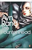 Front cover for the book The Fountainhead by Ayn Rand