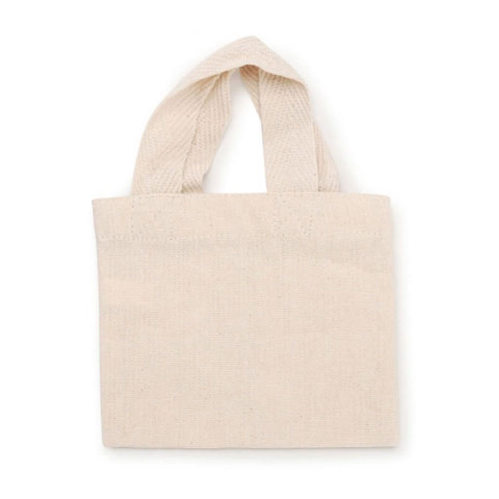 Amazon.com - Bulk Buy: Darice DIY Crafts Canvas Mini Tote Bag ...