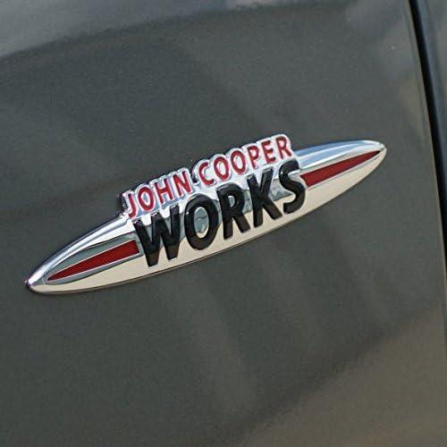 de Mini Insignia adhesiva de John Cooper Works